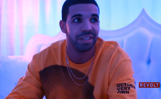 Drake & Future Discuss The Would You Like A Tour With Revolt TV