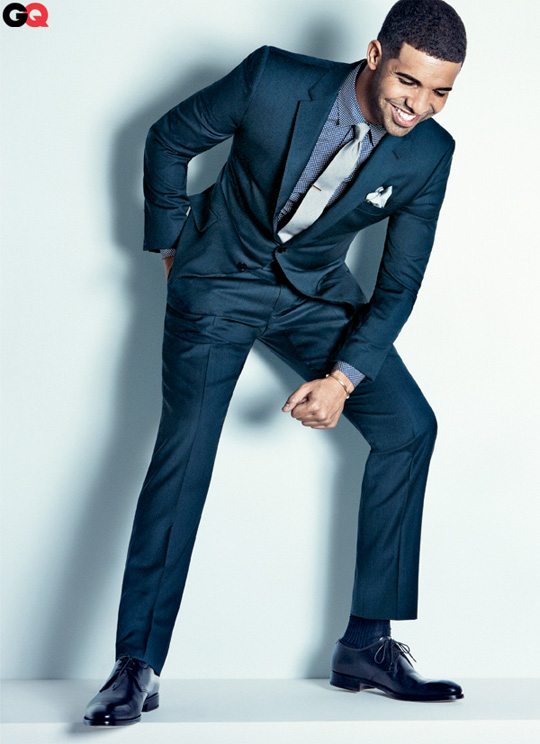 Drake Photo Shoot With GQ Magazine