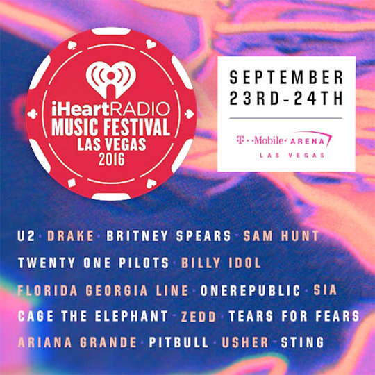 Drake Will Headline The 2016 iHeartRadio Music Festival In Las Vegas