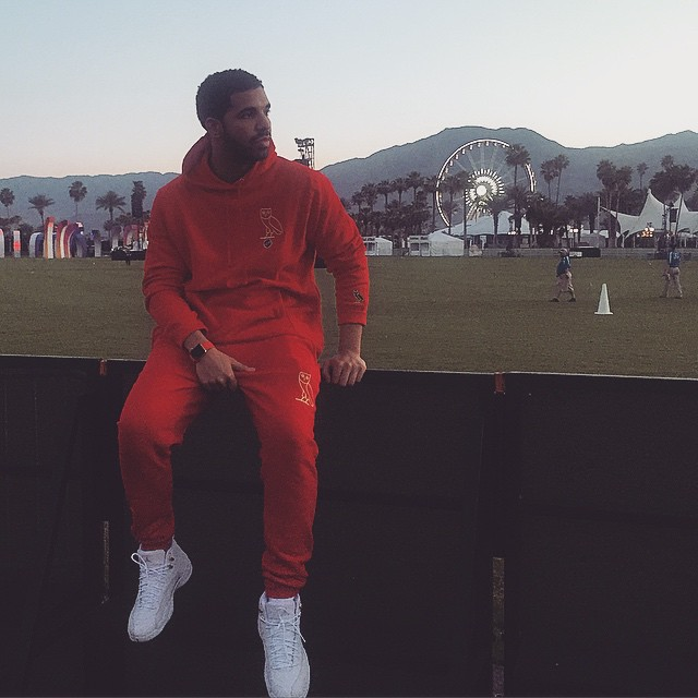Drake Announced As A Headliner For The 2015 Landmark Music Festival In Washington