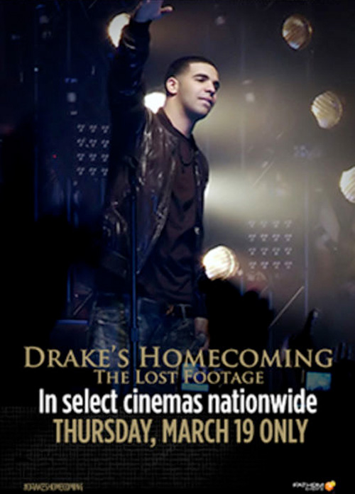 Trailer For The Drake Homecoming Movie