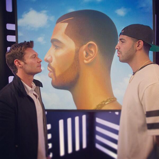 Drake Interview With Ryan Seacrest