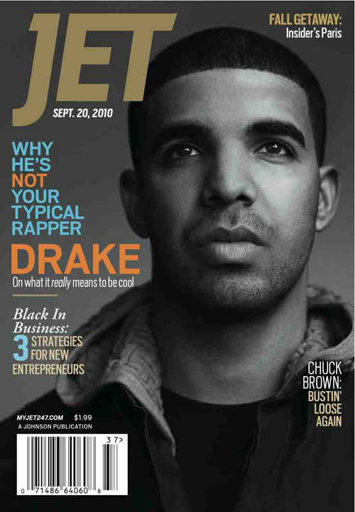 Drake Covers JET Magazine