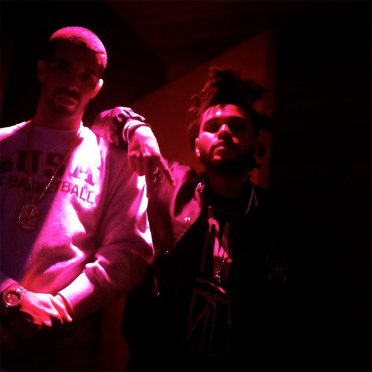 The Weeknd Live For Feat Drake
