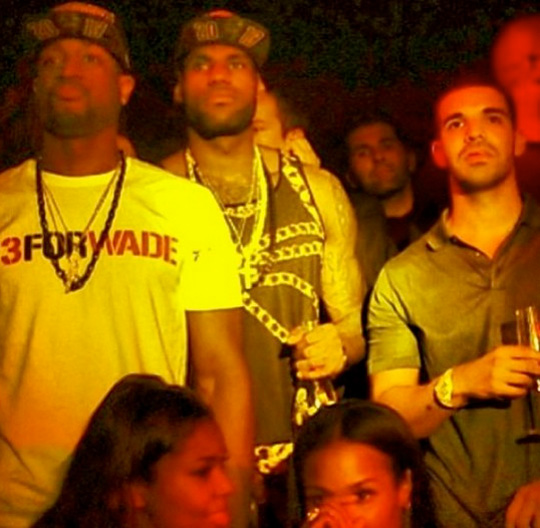 Drake Brings Out LeBron James During His Summer Sixteen Tour In Ohio
