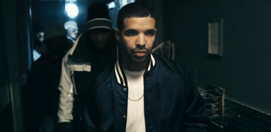 Drake & Nas Appear In The Obey Your Verse Commercial From Sprite