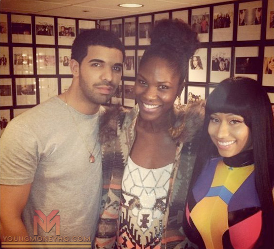 Drake &#038; Nicki Minaj Nominated At The 2012 MTV VMAs