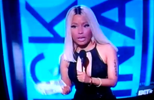 Drake & Nicki Minaj Win At The 2013 BET Awards
