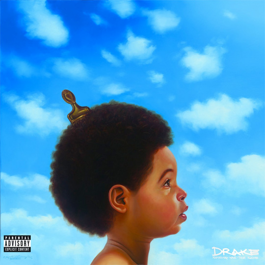Artwork For Drake Nothing Was The Same Album