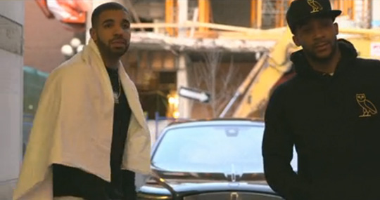 Drake Makes A Cameo In Popcaan Unruly Prayer Music Video