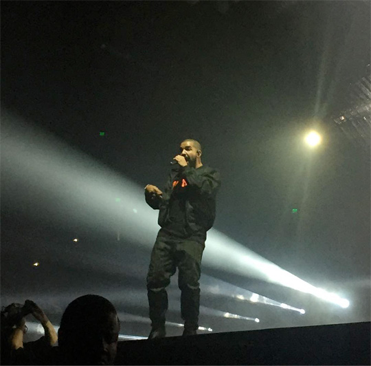 Drake Performs 9, U With Me, Childs Play, Faithful, Controlla & Too Good In Austin Texas