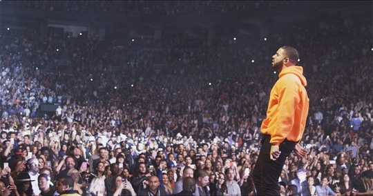Drake Performs Know Yourself For The First Time In His Hometown Toronto