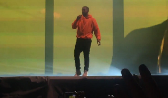 Drake Performs Live At The 2015 Opener Festival In Poland