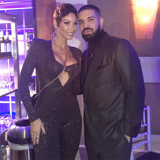 Drake Performs Live At Snapchat Private New Year's Eve Party In Los Angeles
