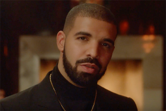 Drake & His Pops Dennis Star In 2 New Virginia Black Whiskey Ads