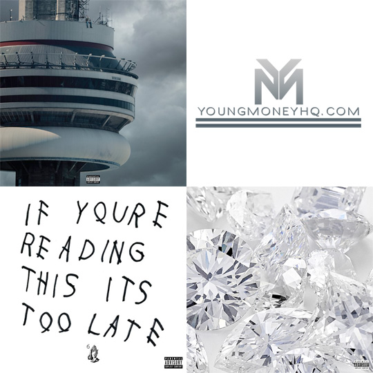Drake Is Releasing Views, What A Time To Be Alive & If Youre Reading This Its Too Late On Vinyl