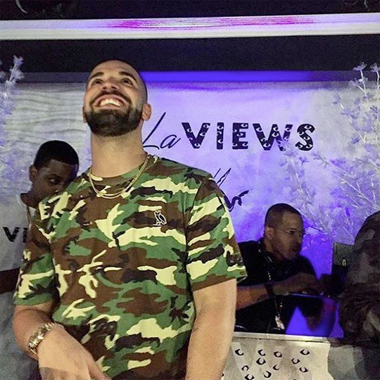 Drake Sells Over 630,000 Copies Of VIEWS In One Night, Projected To Go Platinum In First Week