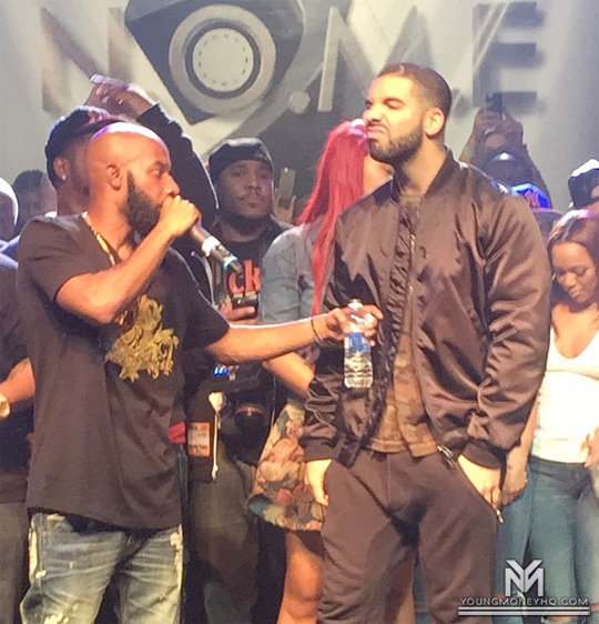 Drake Says Murda Mook Has To Beat Tsu Surf Before He Battles Him