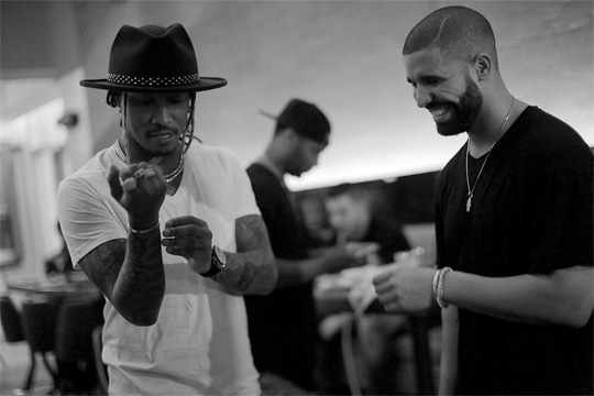 Future & Drake Scholarships Collaboration Goes Platinum