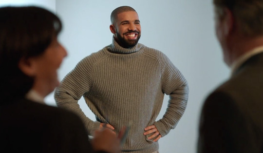 Drake Stars In T-Mobile Super Bowl Commercial Based On Hotline Bling