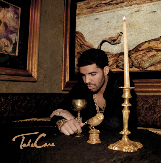 Drake Take Care Official Album Cover