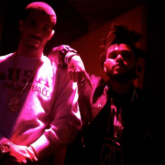 The Weeknd Talks About His Relationship With Drake, Hints At A Joint Project