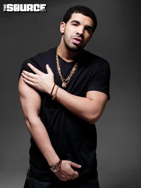 Drake Photo Shoot With The Source Magazine