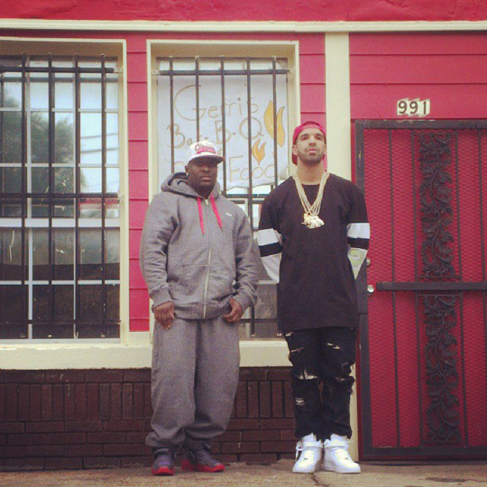 Drake Previews Worst Behavior Music Video In New Orleans