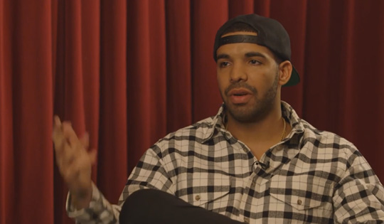 Drake Takes Part In A Hilarious Interview With Vanessa Bayer