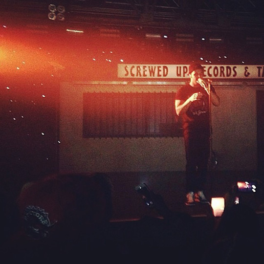 Drake Performs 2 On, Draft Day, 0 To 100 & More At Warehouse Live In Houston