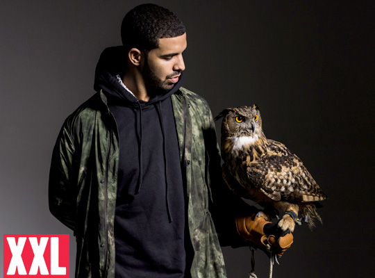 Behind The Scenes Of Drakes Photo Shoot With Xxl Magazine Video