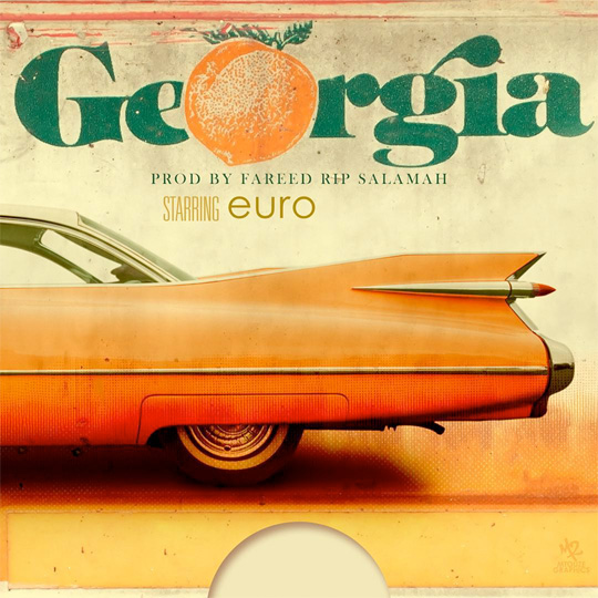 Euro Releases New Single Called Georgia