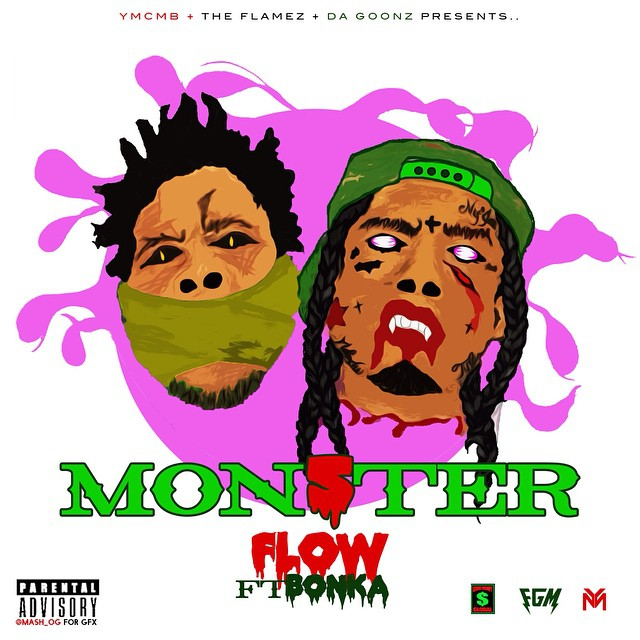 Flow Monster Feat Bonka