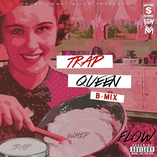Flow Trap Queen B Mix