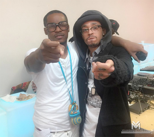 Fred The Godson & Cory Gunz The Gods Gunz