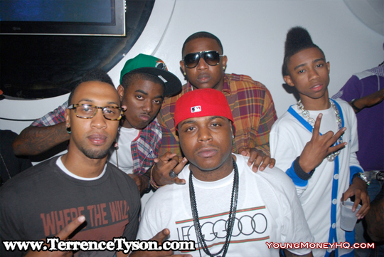 Pictures From Young Money & Ozone Magazines Free Weezy Party At Club Nocturnal
