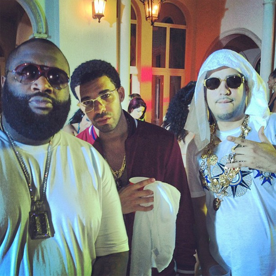 French Montana Discusses Drake Verse On No Shopping