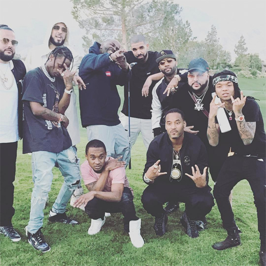 Future Brings Out Drake To Perform Gyalchester & More Songs Live At Coachella