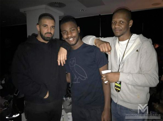 Giggs Speaks On Relationship With Drake, Touring Europe Together & Their KMT Collaboration