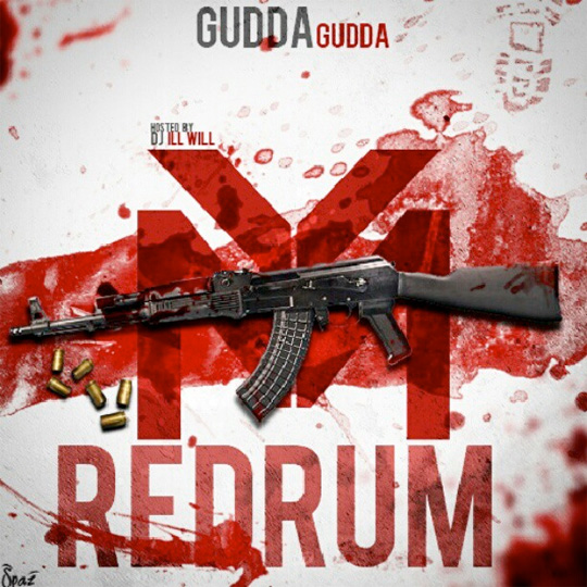 Cover &#038; Release Date For Gudda Gudda Redrum Mixtape