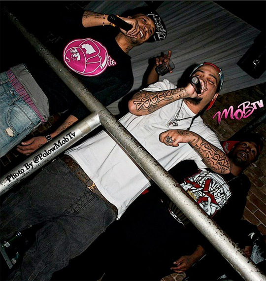 Gudda Gudda & T-Streets Perform Live At Toc Bar In Houston