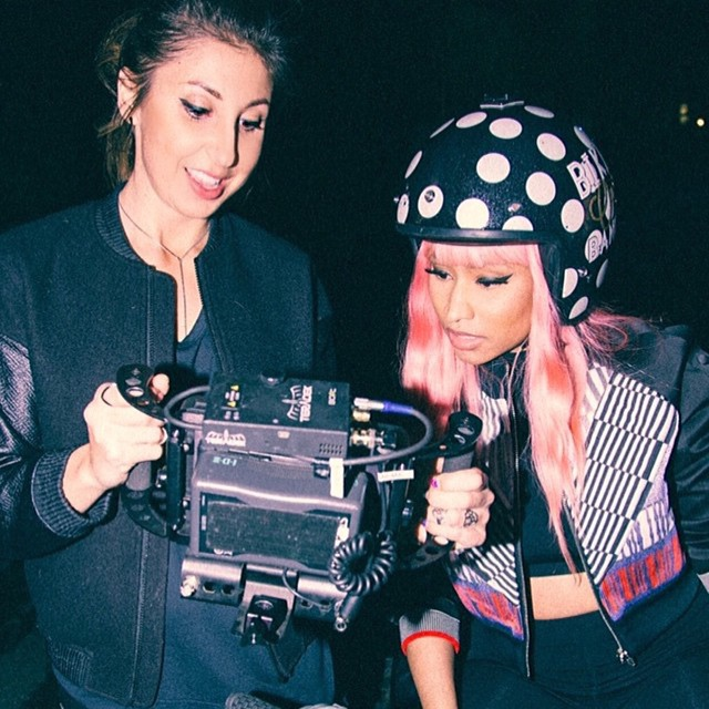 Hannah Lux Davis Speaks On Directing Music Videos For Nicki Minaj