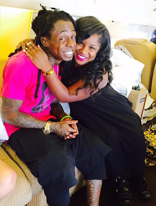 Lil Wayne Daughter Reginae Carter Confirms He Is Doing Fine After Recent Seizures