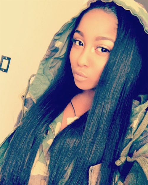 Happy 18th Birthday To Reginae Carter