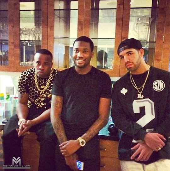 Meek Mill & Drake RICO Single Goes Platinum