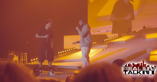 J Cole Brings Out Drake To Debut A New Song & Perform Know Yourself & Back To Back Live