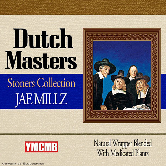 Jae Millz Dutch Masters