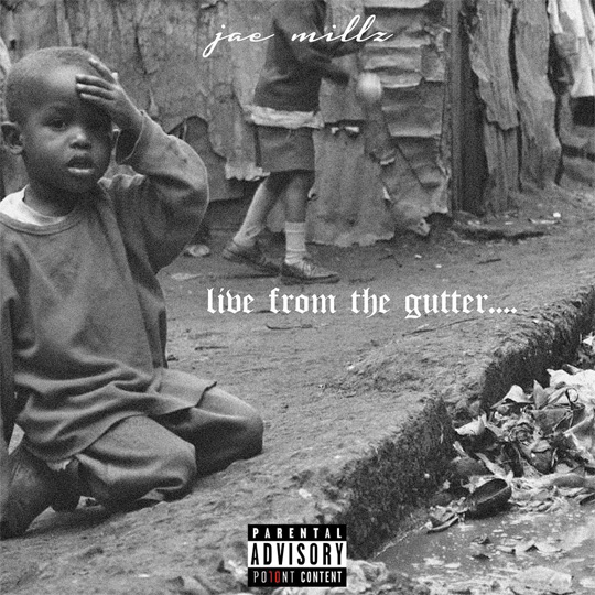 Jae Millz Live From The Gutter Freestyle