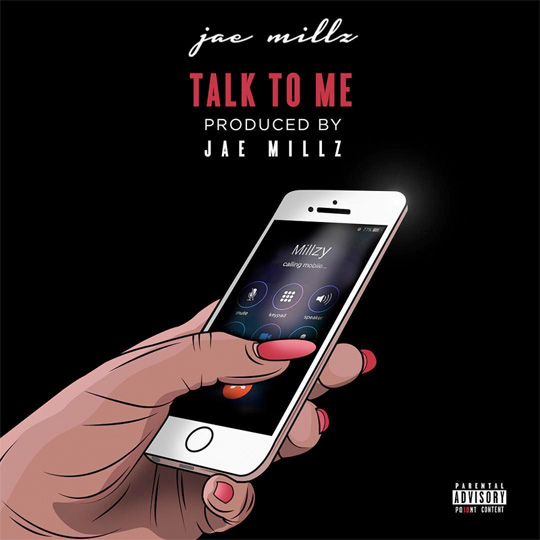 Jae Millz Talk To Me
