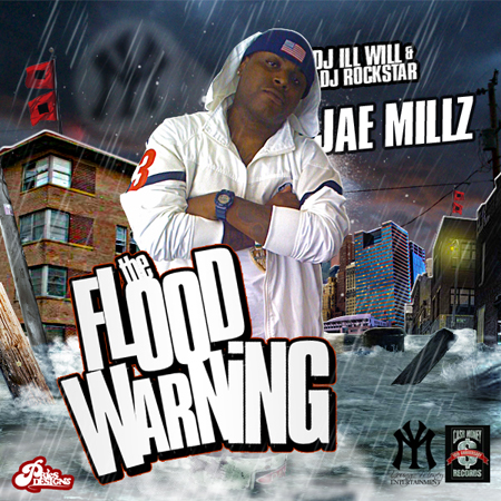 Jae Millz The Flood Warning - Mixtape Download
